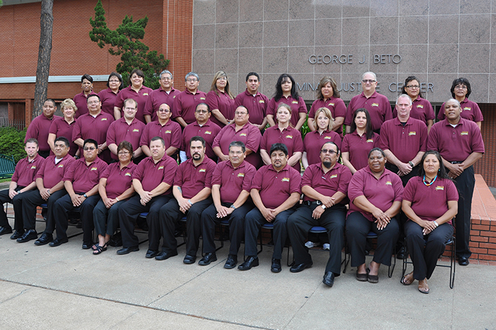 Picture of Class 1, Indian Country Corrections